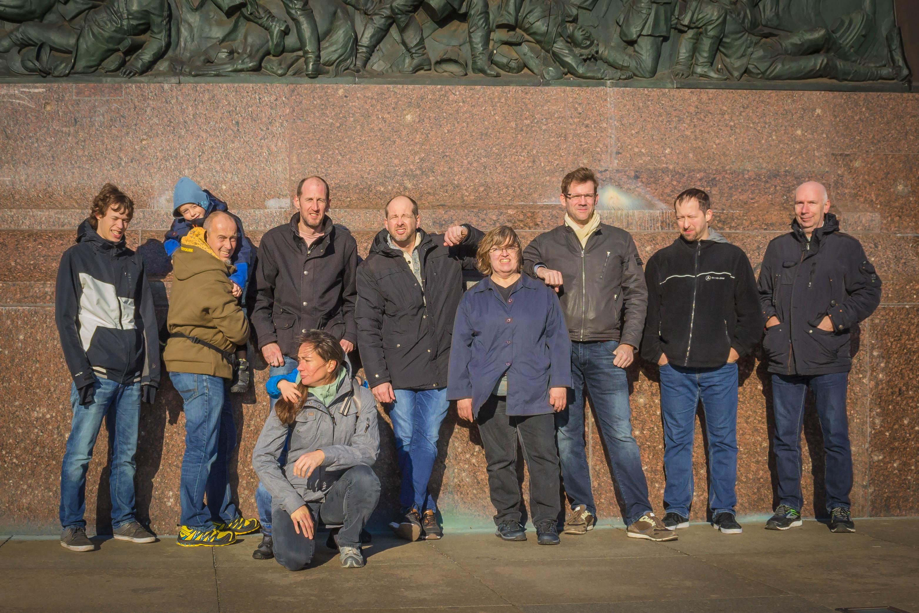 Lehrgang bei E. Karamitsos 17.11.18 in Berlin