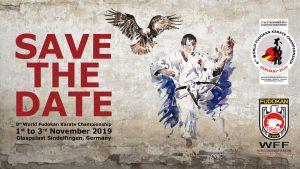 Save the date – WM im Glaspalast