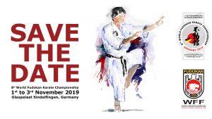 Karate-WM im Glaspalast in Sindelfingen